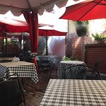 Bilde fra Toni's Courtyard Cafe