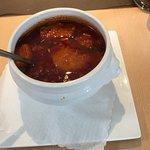Knoblauchsuppe sehr lecker