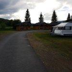 Foto de Ballangen Camping
