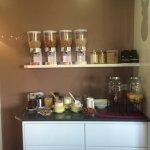 Breakfast - Kitchen at The Ark
