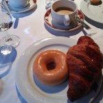 Detalle desayuno