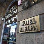 Hotel Husa Europa Foto
