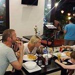Enjoy dinner at our restaurant