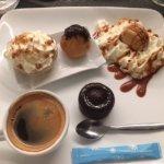 CAFE (très) GOURMAND