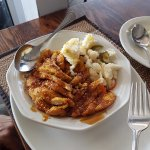 Gai Nam-Phung – Honey Chicken