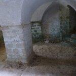Partie la plus ancienne de la crypte romane