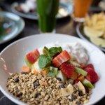Seasonal Fruit Salad & Greek Yoghurt