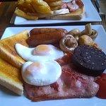 10 item Breakfast
