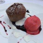 süsses Dessert