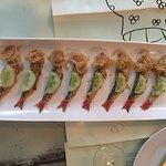 Gebratene, eingelegte Sardinen