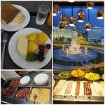 Café da manhã MARAVILHOSO
