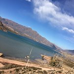Photo of Potrerillos Dam