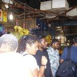 O mercado de Malé