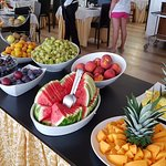 Frutta dopo pranzo/cena