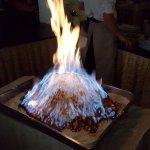 Filetto di manzo in crosta di sale