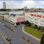 Photo de Skyline Hotel & Waterpark