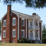 The Vann House, est. 1804, was the first brick house in the Cherokee Nation.