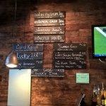 Listing of their beers