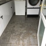 Dishwashing / Laundry room