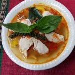Chicken jungle curry
