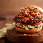 Blacksmith Bacon Burger