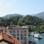 Beautiful rooftop terrace views!