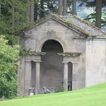 small folly in the grounds