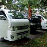 luxury vans - Sri Lanka