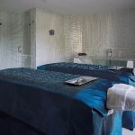 Couples Suite with Private Shower & Jacuzzi for Two