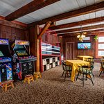 Arcade Machines and games