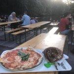Bild från Cafe am Neuen See, Biergarten