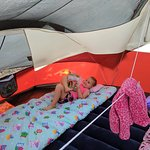 Kids love this campground.