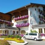 Foto de Hotel Peternhof