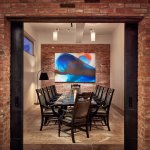 LaVenture's Private Dining Room. The private dining room accommodates up to 16, with no rental f