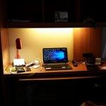 Desk in Rm 324
