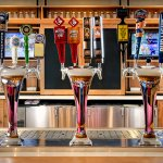 12 Craft Beers on Tap at Burger Theory
