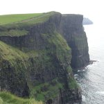 Cliffs of Moher. Hight of the tour.