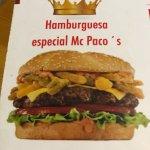 imagen Mc Pacos en Pelayos de la Presa