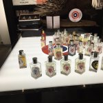 Experiencing fragrances at Etat Libre d'Orange