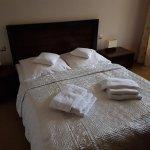 Sypialnia w narożnym apartamencie na I piętrze