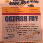 Catfish Fry Friday