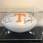 Tennessee Football.No explanation needed.