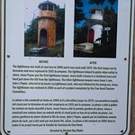 Information about the lighthouse.