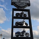Harley's headquarters are in Milwaukee