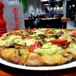 Vegan pizza!! Enjoy!!