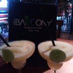 The Balcony Restaurant Bali Foto
