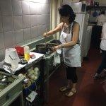 Photo de El Frijol Feliz Cooking School