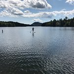 Acadia Stand Up Paddleboarding Foto