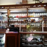 Chocolate selections