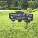 Horseshoe Curve National Historic Landmark Foto